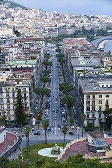 Gulf, Naples, Sea, Porto, Campania, Holidays, Italy