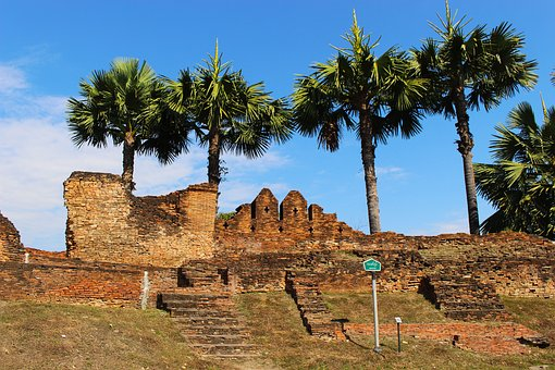 Fort, Castle, Wall, Architecture, Old, Ancient, Tower