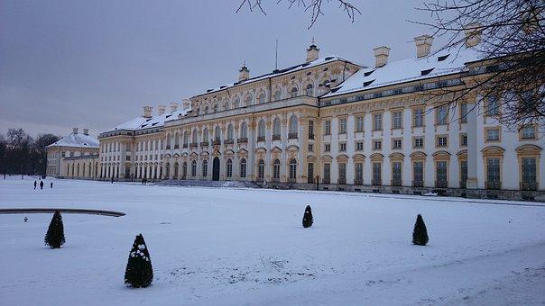Germany, Munich, Historically, Building, Bavaria, Park