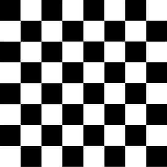 Chess, Chess Board, Game Board, Flag, Target, Start