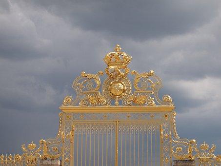 Versailles Gate, Versailles Golden Gate