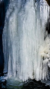 Nature, Water, Frozen, Ice, Winter, Cold, Icicle