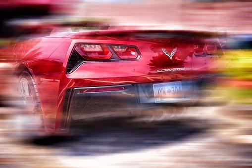 Corvette, Chevy, Chevrolet, Car, Automobile