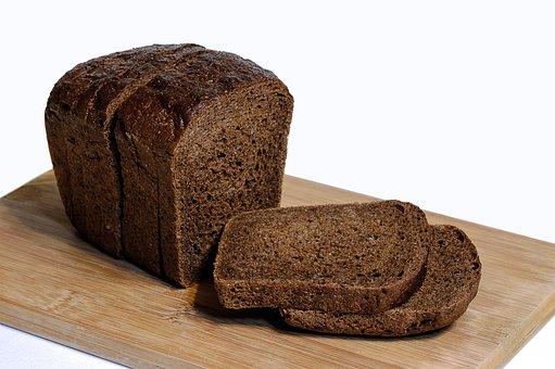 Bread, Rye Bread, Nutrition, Delicious, Rye, Slicing