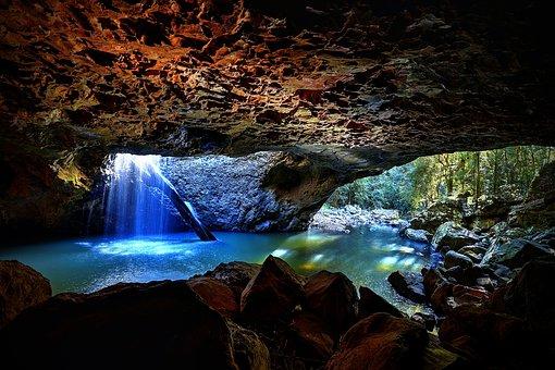 Cave, Rock, Brisbane