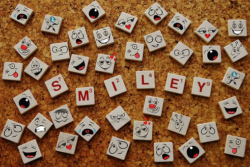 Smilies, Funny, Emotions, Emoticon, Laugh, Faces