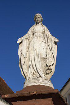Maria, Mother Of God, Fig, Christianity, Christian