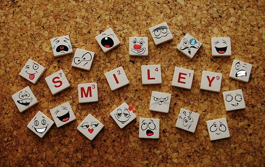 Smilies, Funny, Fun, Faces, Emotions, Emoticon