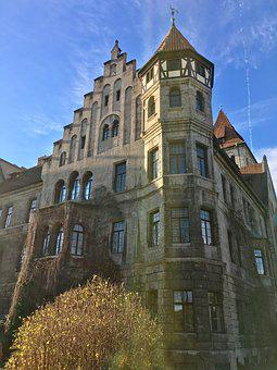 Faber Castel Castle, Germany, Stein, Castle