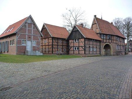 Gold Village, Historical Monument