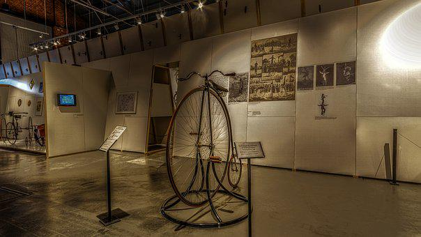 Penny Farthing, Technology, Hdr, Historically