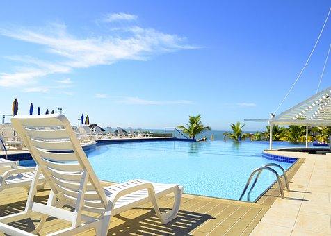 Landscape, Hotel, Resort, Landscapes, Horizon, Hotels