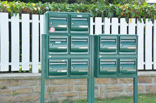 Mail Box, Mail, Address, Letters, Journal, Post