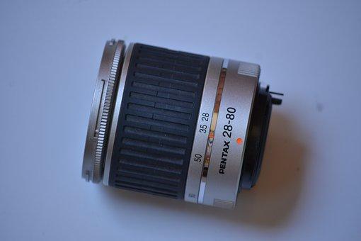 Pentax, Photo, Objective, Lens, Mechanic, Photographer