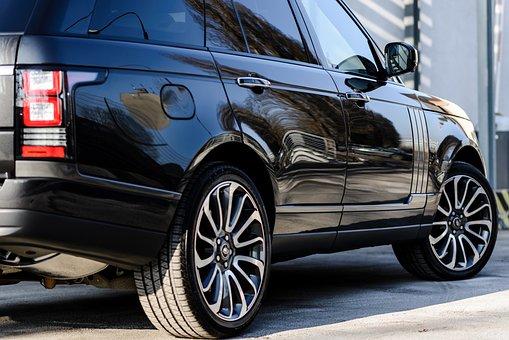 Range Rover, Car, Truck, Range, Rover, Vehicle, Land