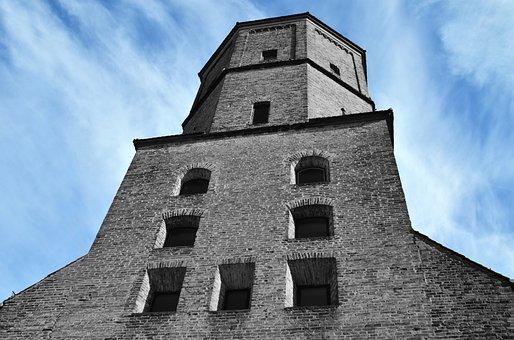 Tower, Watchtower, Historically, Architecture