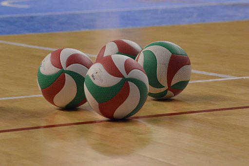 Volleyball, Sport, The Ball, Activity