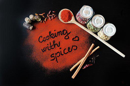 Paprika, Pepper, Cooking, The Inscription