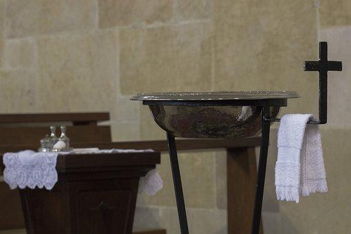 Baptism, Baptized, Catholicism, Child, Sacred, Cruz