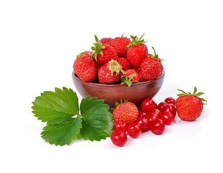 Strawberry, Cherry, Berry, Harvest, Collection