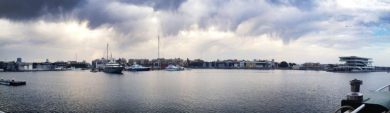 Port, Sea, Valencia, Spain, Boats, Costa