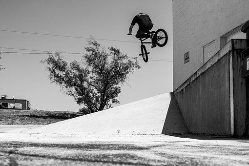 Bike, Bmx, Street, Art, Urban, City, Tricks, Stunts