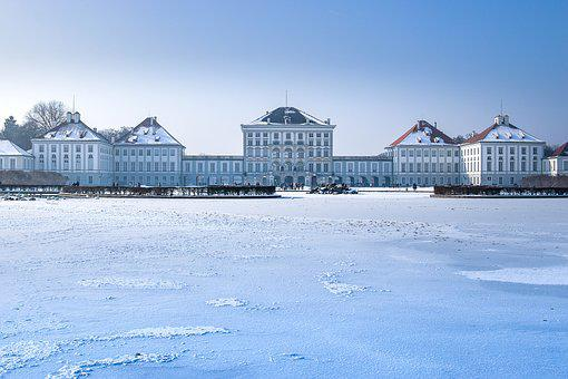 Nymphenburg Palace, Munich, Bavaria, Castle Nymphenburg