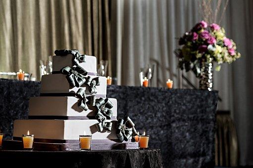 Wedding, Cake, Wedding Cake