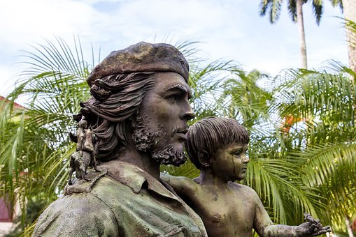 Cuba, Santa Clara, Che Guevara, Statue