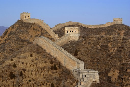 Great Wall Of China, China, Places Of Interest, Beijing