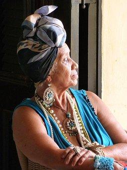 Cuba, Cienfuegos, Woman, Cigar, Portrait, Havana