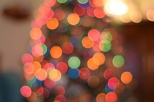 Christmas, Ornaments, Colorful, Christmas Ornaments