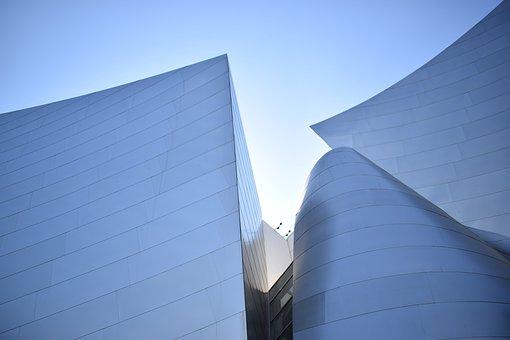 Disney Concert Hall, Usa, Concert, Hall, America, Home