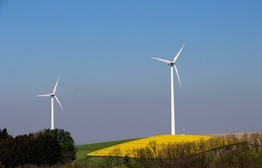 Wind Energy, Pinwheel, Windräder, Energy, Wind