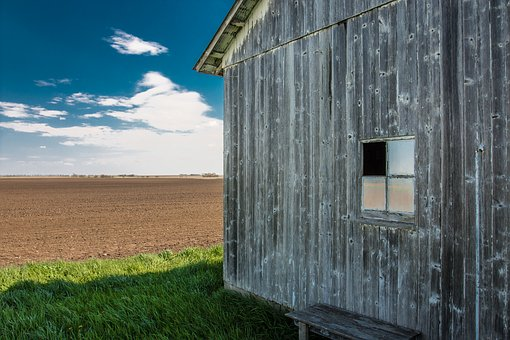 Barn, Farm, Agriculture, Farming, Rural, Country, Field