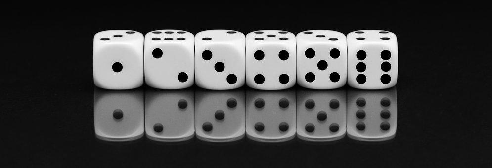 Cube, Roll The Dice, Play, Sweepstakes, Luck, Patience