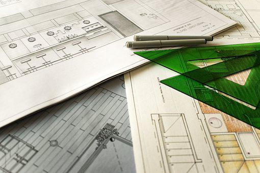 Technical Drawing, Architecture, Project, Rules