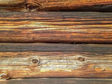 Wood, Background, Structural Beams, Wooden Wall, Bar