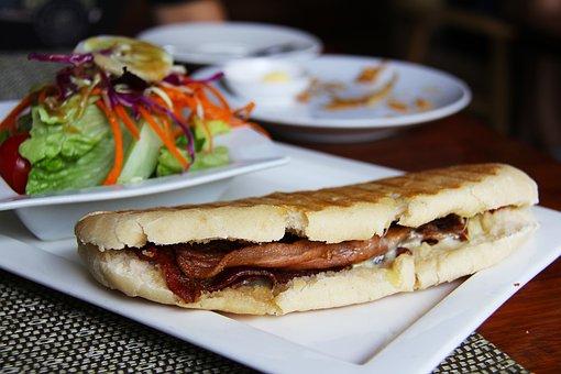 Burger, Panini, Coffee, Tea, Breads, Breakfast, Cafe