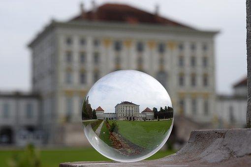 Munich, Castle, Nymphenburg, Romantic, Ball
