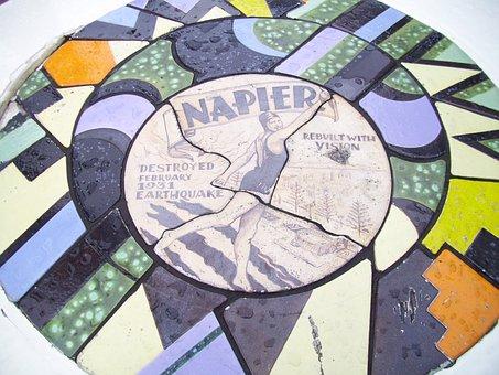 Napier, New, Zealand, Earthquake, Rebuilt