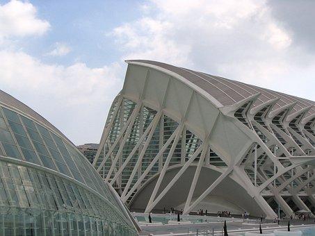 Spain, Valencia, Modern Architecture, Expo, Worldexpo