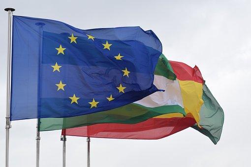 Flags, Flag Of The European Union, European Union