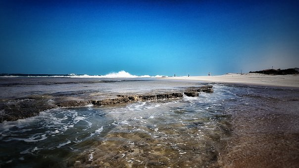 Brazil, Ceará, Fortress, Beach, Sabiaguaba Beach