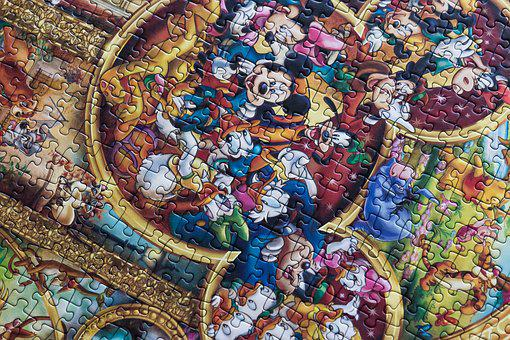 Puzzle, Jigsaw Puzzle, Pieces, Fun, Game, Child