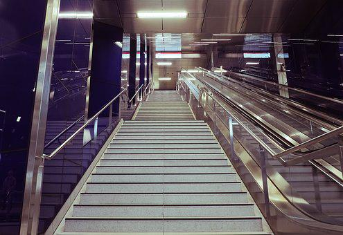 Architecture, Stairs, Gradually, Staircase, Emergence