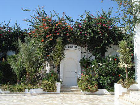 Tunisia, Maritime, Home, Building, Mediterranean