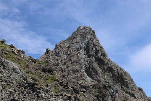Adam's Peak, Northern Alps, Mountain Climbing