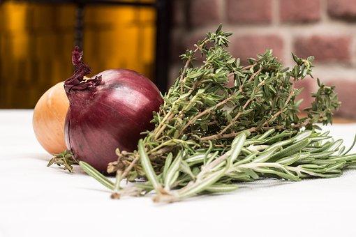 Vegetables, Onion, Garlick, Food, Healthy, Fresh