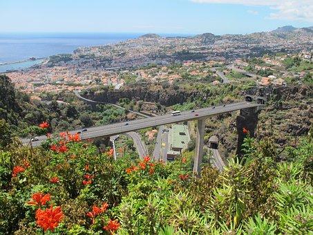 Madeira, Portugal, Travel, City